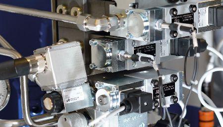 Hydraulic design and supply by HydrauLogic.